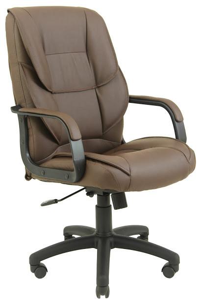 Кресло Фокси коричневый 1 кат