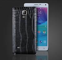 Сменная панель для Samsung Galaxy Note 4 Кожа, фото 1