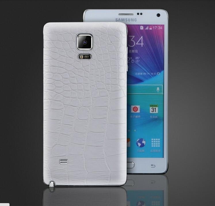 Сменная панель для Samsung Galaxy Note 4 Кожа