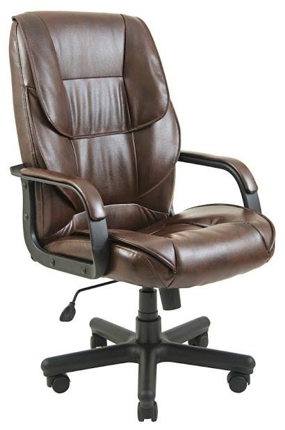 Кресло Фокси коричневый 2 кат