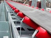 Стрічковий конвеєр шириною стрічки 800 мм, довжиною 2 м, фото 1