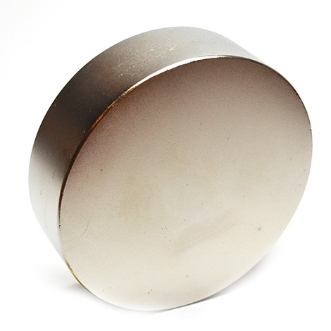 Неодимовый магнит 40*10 (45 кг)