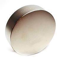 Неодимовый магнит 40*10 (45 кг), фото 1
