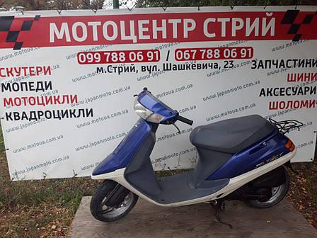 Скутер Honda Tact AF-24 (синій), фото 2