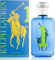 Женская туалетная вода Ralph Lauren The Big Pony Collection 1 For Women - 100 мл (синие)