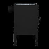 Печь отопительная КВД-100 с чугунной варочной поверхностью, фото 3