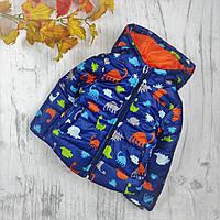 Детские куртки на мальчика демисезон 86,92,98,104,110,116