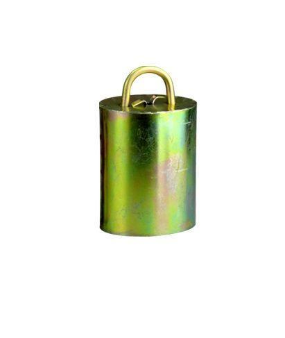 Металлический колокольчик, 11 см