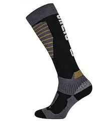 Шкарпетки лижні Spaio Black-Grey-Orange 38-40