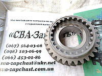 Шестерня ПАЗ ЗИЛ МАЗ 30зуб. третьей передачи вторичного вала 320570-1701131
