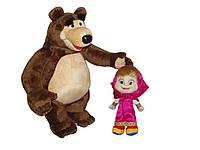 Маша и Медведь 40см.