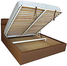 """Кровать Эдинбург (комплектация """"Комфорт"""") с подъем.мех., фото 3"""