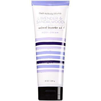 Крем для тела Bath&Body Works Lavender and Sandalwood Ultra Shea Body Cream