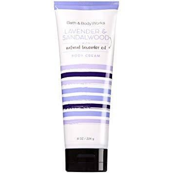 Крем для тела Bath&Body Works Lavender and Sandalwood Ultra Shea Body Cream, фото 2