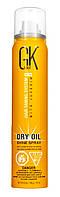 Спрей для придания блеска с кокосовым маслом Dry Oil Shine Spray 115 мл