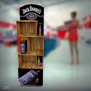 Стойки рекламные под виски