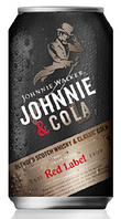 Johnnie Walker & Cola