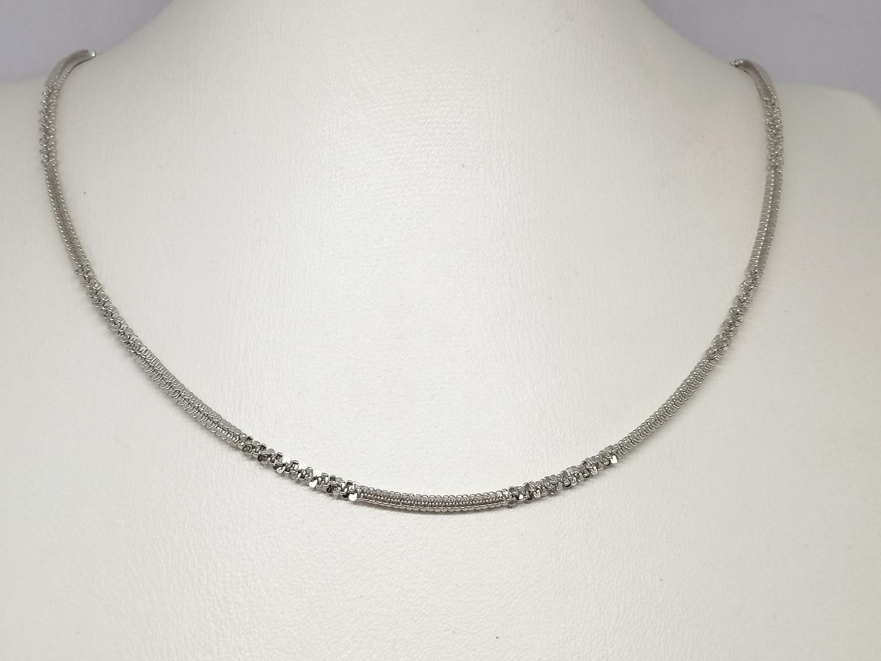 Срібний ланцюжок (Фантазійне). Артикул 864Р3/ 50