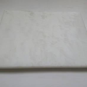Профессиональная разделочная доска Белая 50*38*1, фото 2