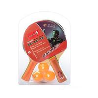 Набор для игры в настольный тенис (пинг понг) , ракетки + мячики MS 1303