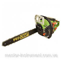 Бензопила Procraft K450L