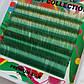 Ресницы Fantasy зелёно-коричневые mix C 0.10 (8-13mm) от Vivienne, фото 4