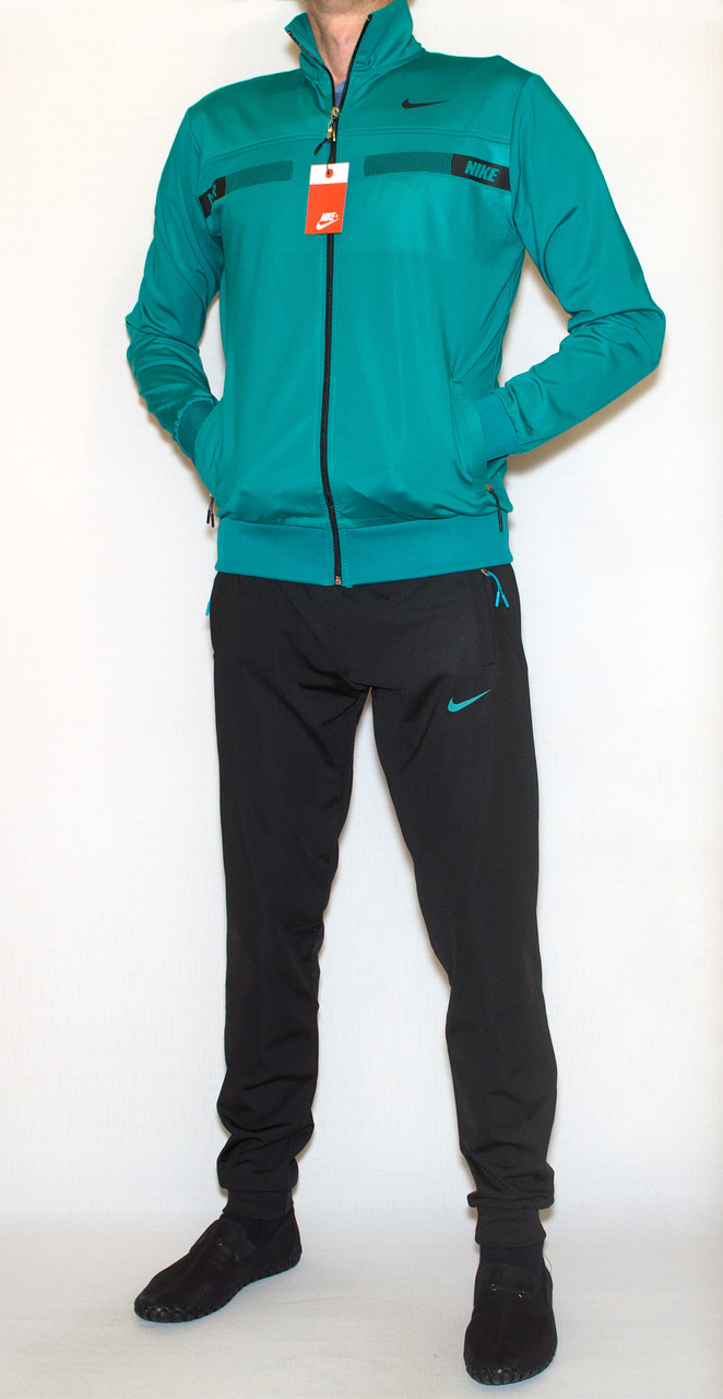 Спортивный костюм мужской slim L
