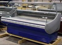 Холодильна вітрина Juka VGL160