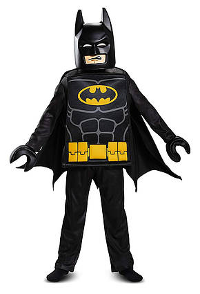 Костюм Batman  Бетмен  (4-6 р.) 109-126 см