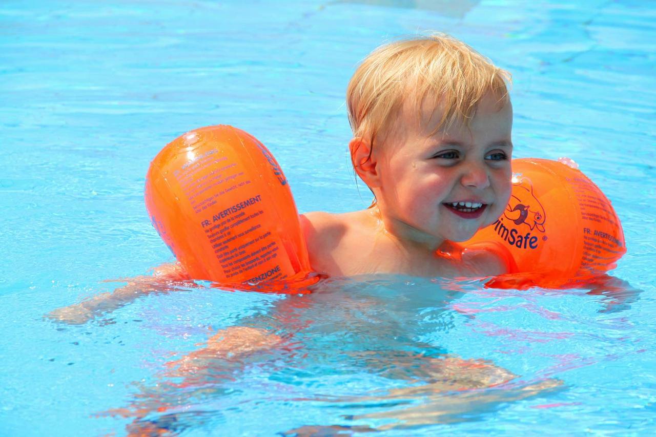 Нарукавники для плавання Flipper Swimsafe