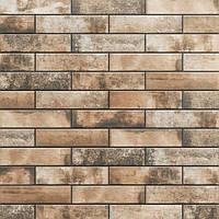 Клинкерная фасадная плитка Stone Piatto Terra 300х74х9