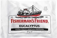 Леденцы Fishermans Friend Eucalyptus, фото 1