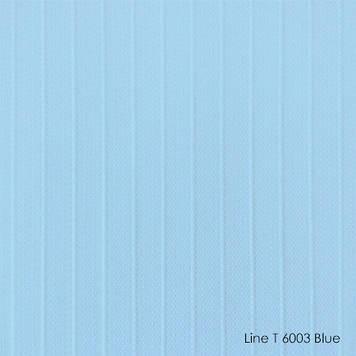 Вертикальные жалюзи Line t-6003 blue