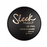 Кремовая тональная основа - Sleek Makeup Creme To Powder Foundation Fudge # 96011447 - 96011447
