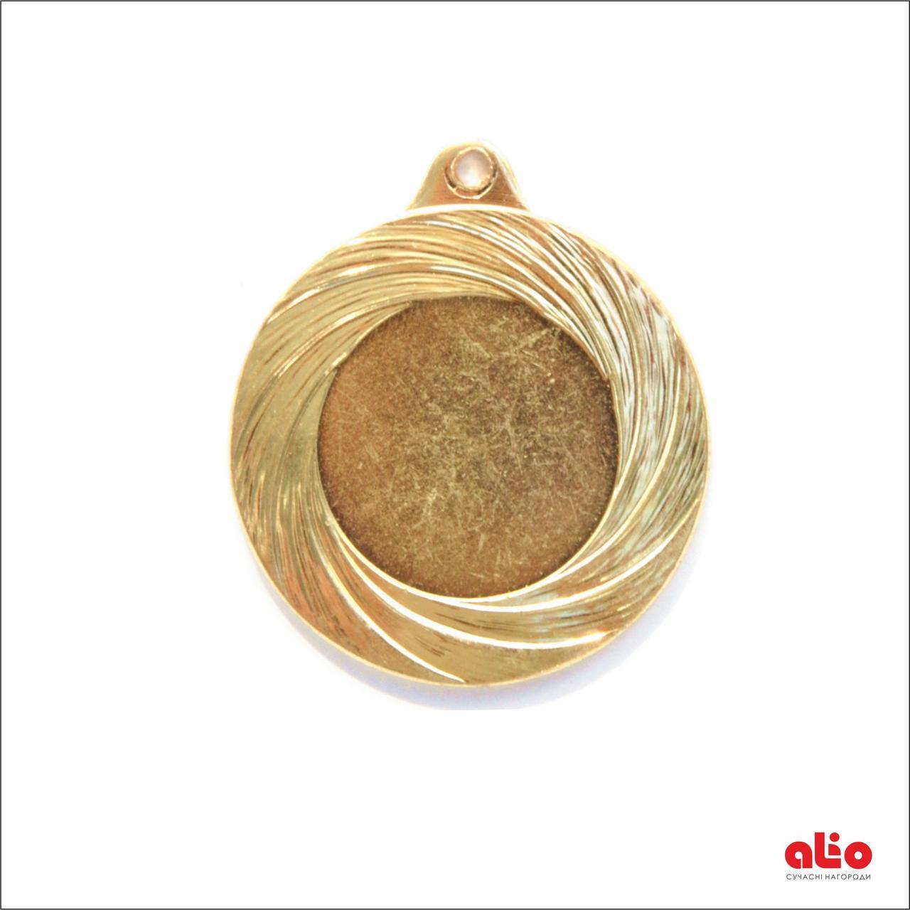 Медаль Д802 (золото) 40 мм