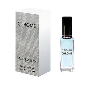 Парфюмерная вода мужская Azzaro Chrome, 50 мл