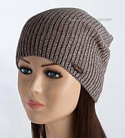 Удлиненная шапка-колпак Раф капучино
