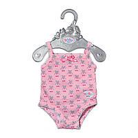 Одежда для куклы BABY BORN - БОДИ (розовое), фото 1