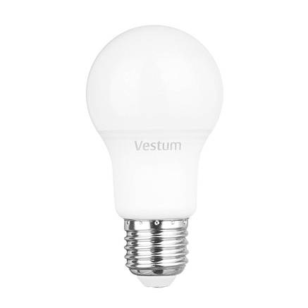 Лампа LED Vestum A55 8W 4100K 220V E27, фото 2