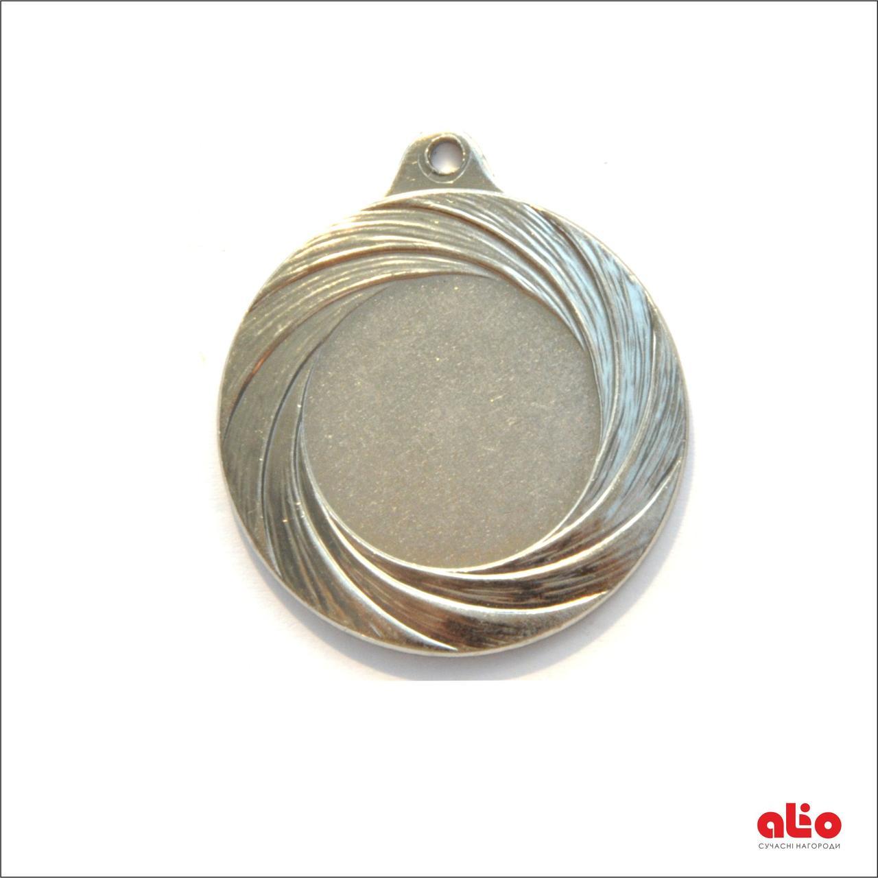 Медаль Д802 (серебро) 40 мм