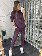 Женский костюм шерсть