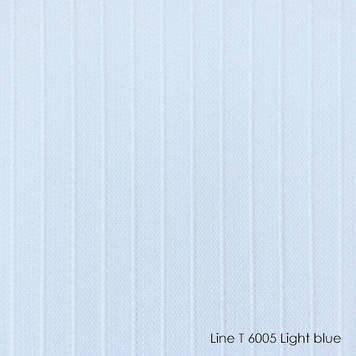 Вертикальные жалюзи Line t-6005 light blue
