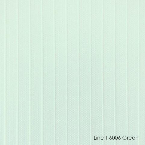 Вертикальные жалюзи Line t-6006 green