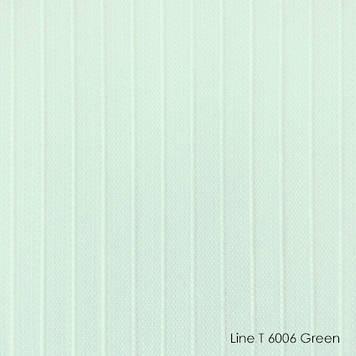 Вертикальні жалюзі Line t-6006 green