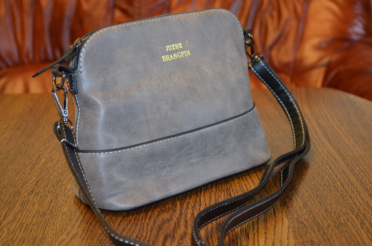 Жіноча сумка Juzhe Shangpin Grey