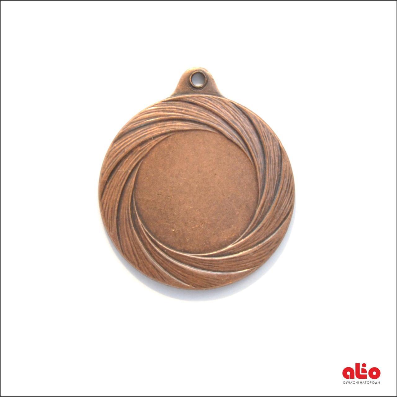 Медаль Д802 (бронза) 40 мм