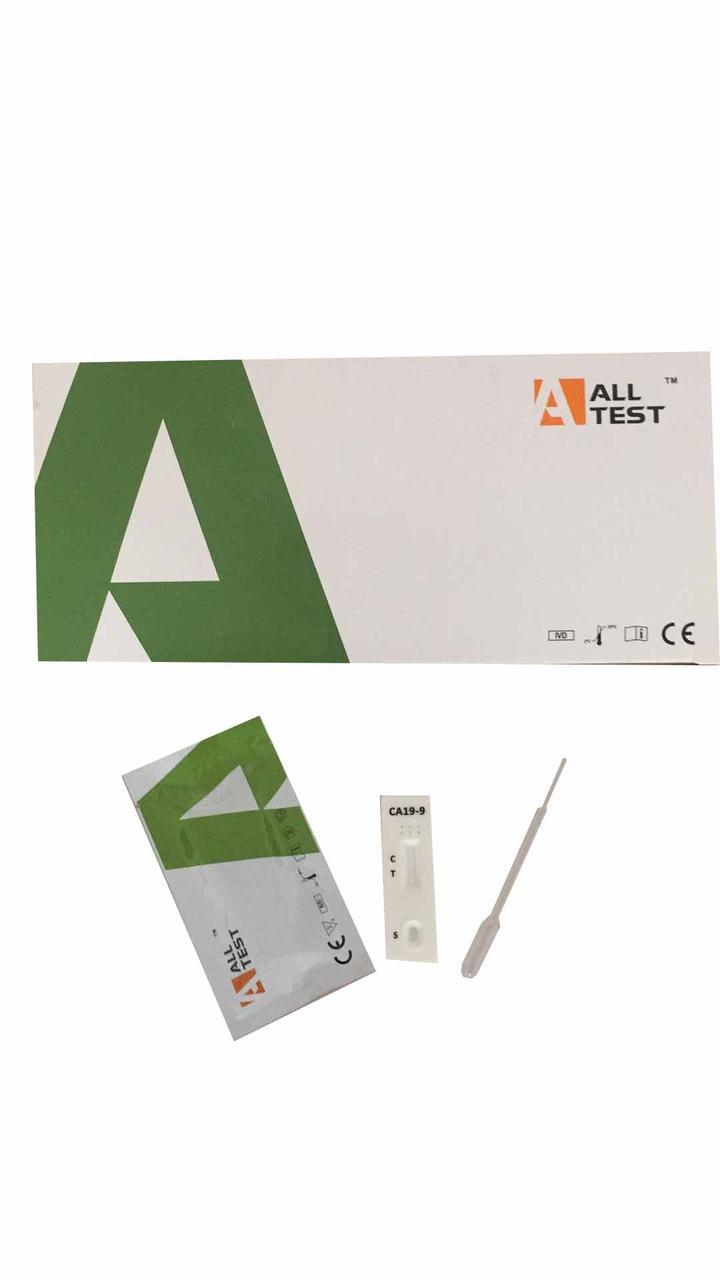 CA 19-9 швидкий тест на антиген раку підшлункової залози