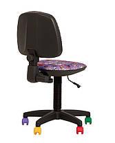 Кресло детское Swift GTS механизм CPT крестовина PL55, ткань Сomics-01 (Новый Стиль ТМ), фото 3