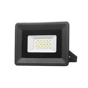 Прожектор LED Vestum 20W 1800Лм 6500K 185-265V IP65, фото 2