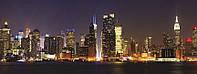 Обогреватель-картина инфракрасный настенный ТРИО 600W 150 х 60 см, Нью-Йорк